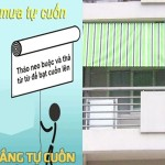 Địa chỉ lắp đặt bạt cuốn tự động uy tín tại Hà Nội